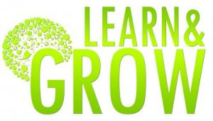 The importance of Learning and Growing