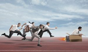 How to beat your competition using the OODA loop?