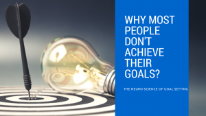 Why most people don't achieve their goals?