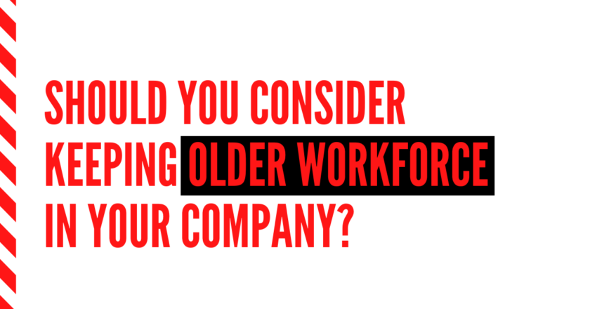 Misconceptions about older workforce that is not true